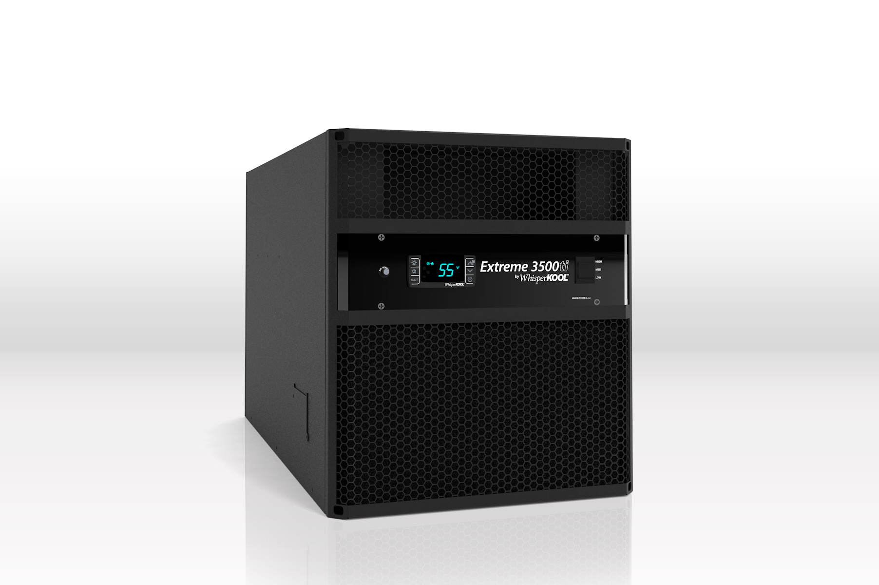 WhisperKool Extreme 3500ti Wine Cellar Cooling System