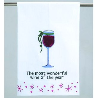 Wonderful Wine of the Year Towel