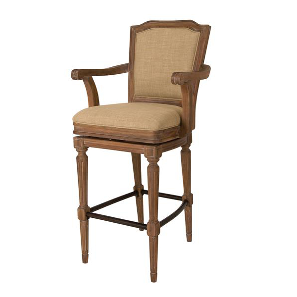 Howard Miller Woodrow Bar Stool