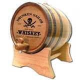 Personalized Whiskey Barrel Making Kits